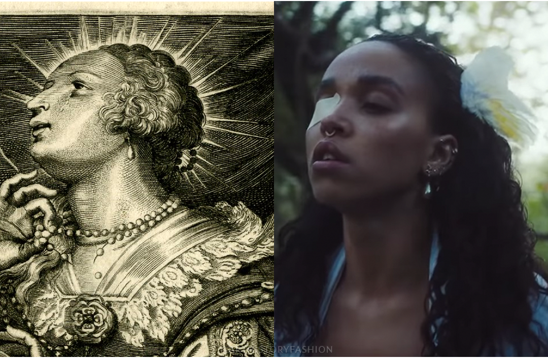 How Fka Twigs Is Using Art To Tackle Magdalene S Complicated